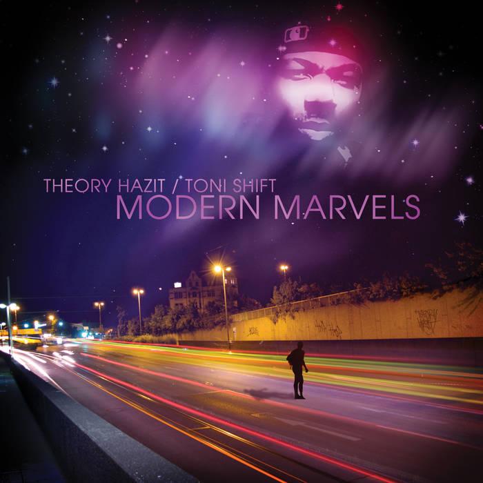 Modern Marvels (single) cover art