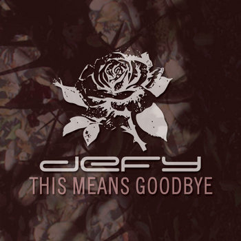 This Means Goodbye (LP) cover art