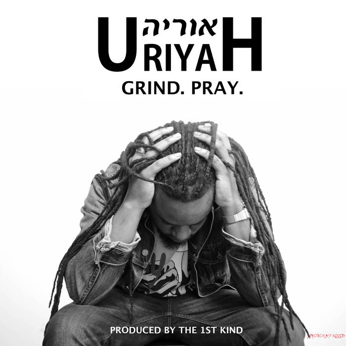 Grind. Pray. cover art