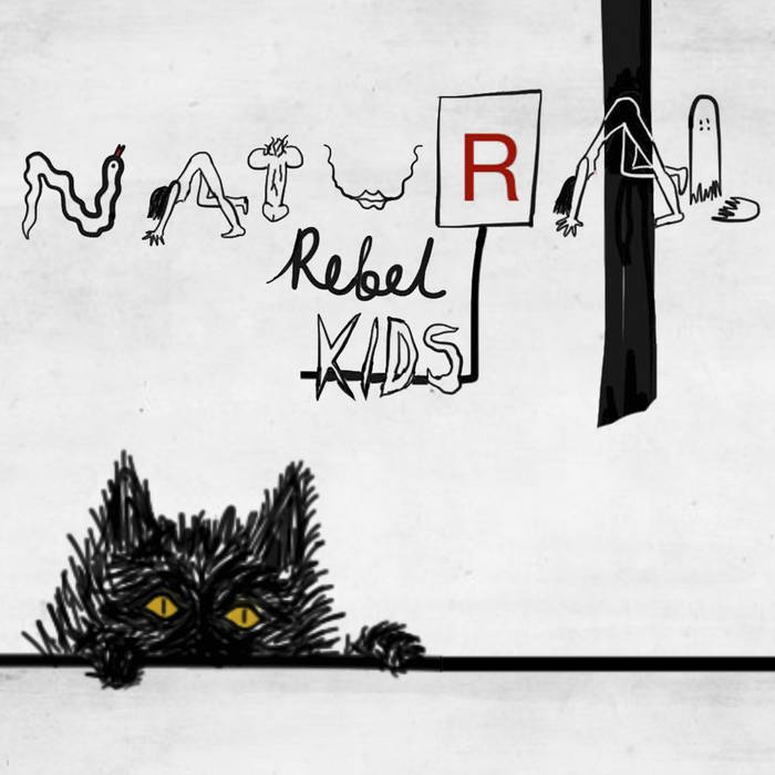 Natural Rebel Kids EP cover art