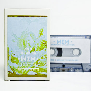 AD033 Wim 'Humming Collection' cover art