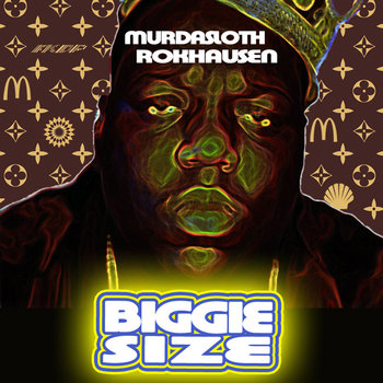 React:12 - Biggie Size cover art
