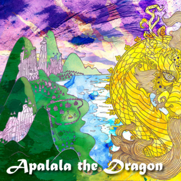 Apalala the Dragon cover art