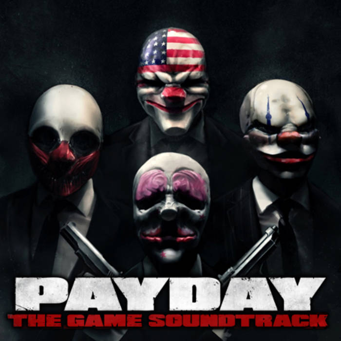 Payday - The Game Soundtrack cover art