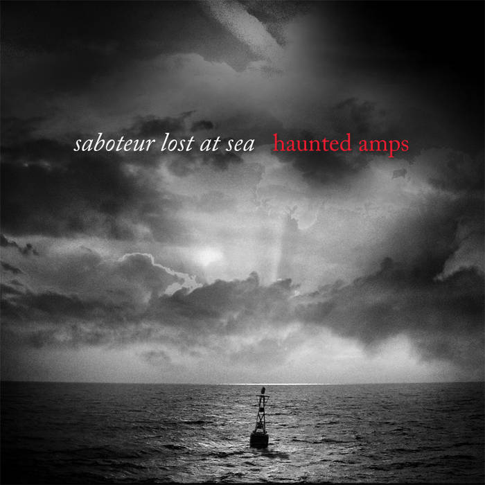 saboteur lost at sea cover art