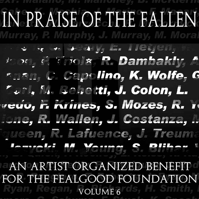 In Praise Of The Fallen - Volume 6 cover art