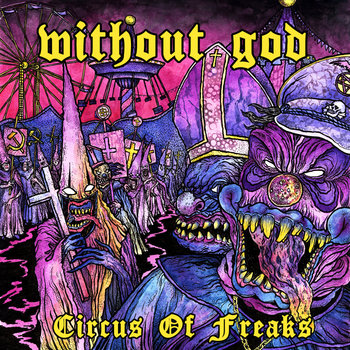 Circus Of Freaks cover art