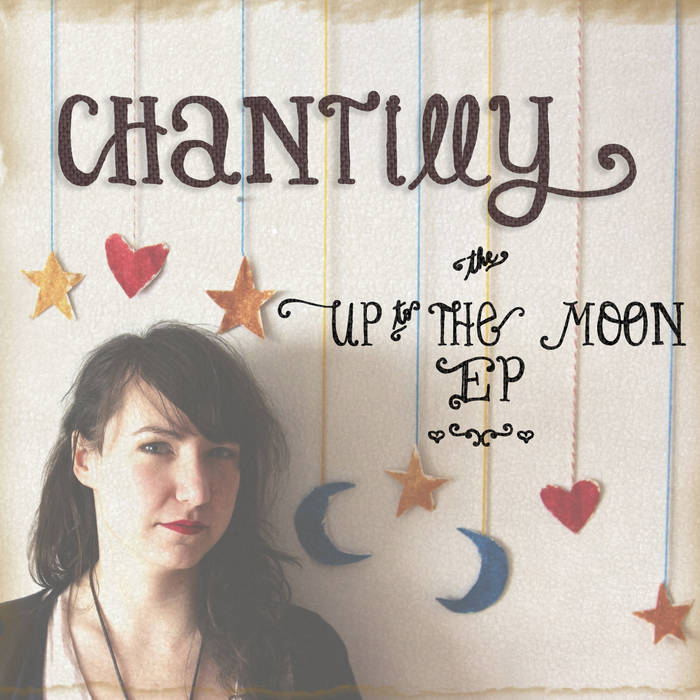 Up to the Moon EP cover art
