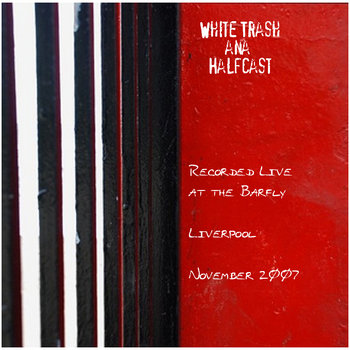 Live at The Barfly Liverpool November 2007 cover art