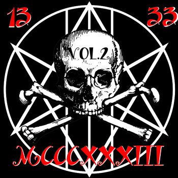 MCCCXXXIII VOL. 2 cover art