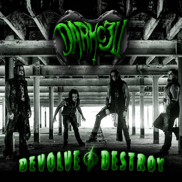 Devolve Destroy cover art