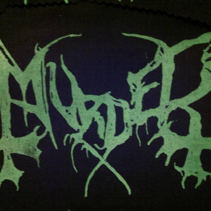 "MURDER - FUCKPUNK 12"" cover art"