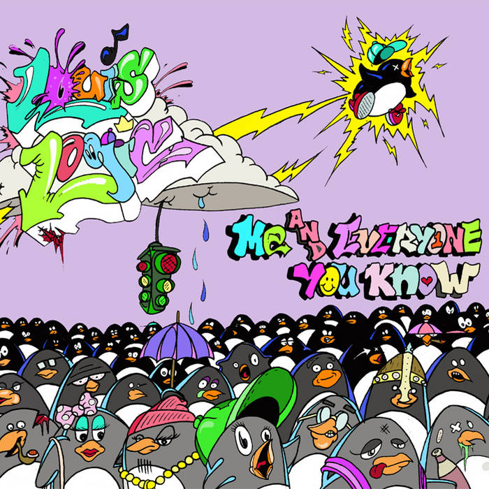 Me & Everyone You Know cover art
