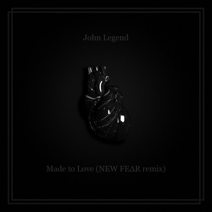 Made to Love (NEW FEΔR remix) cover art
