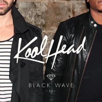 Kool Head - Black Wave EP cover art