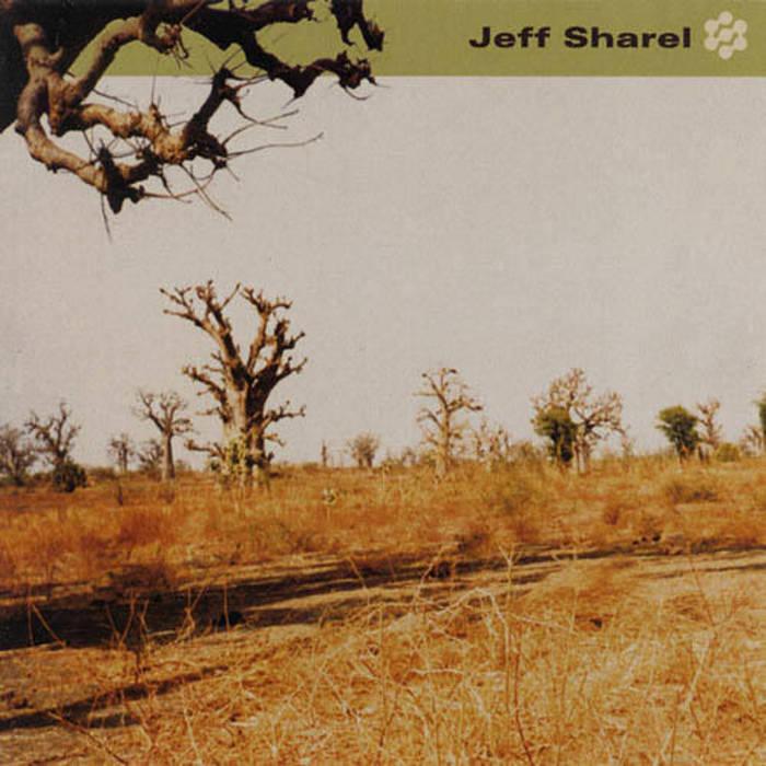 Jeff Sharel cover art