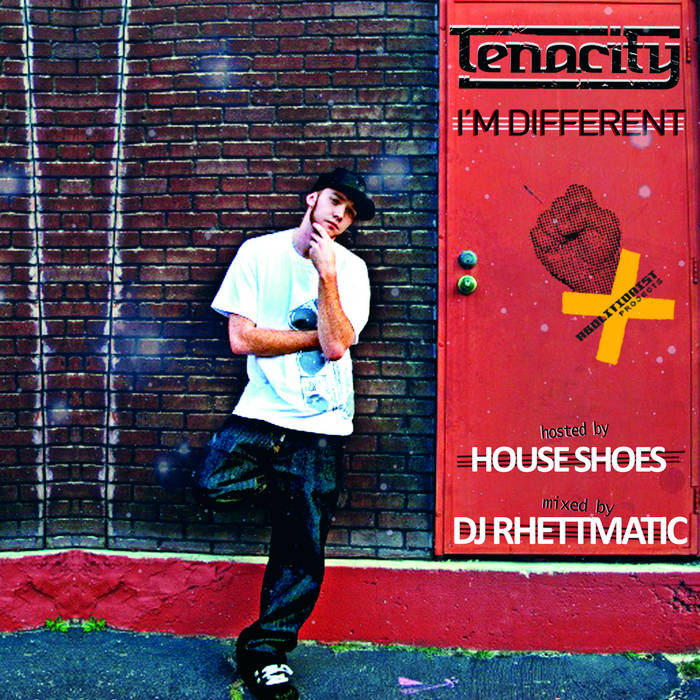 I'm Different cover art