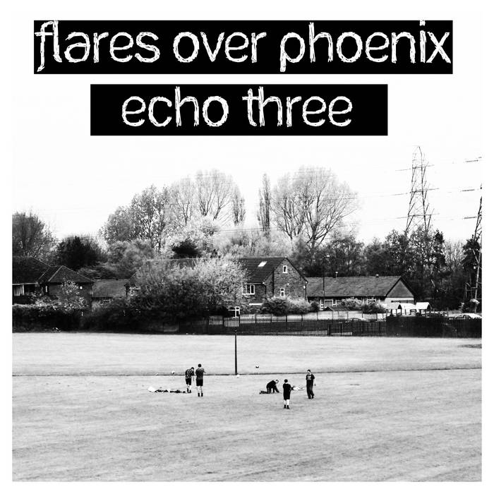 Echo Three cover art