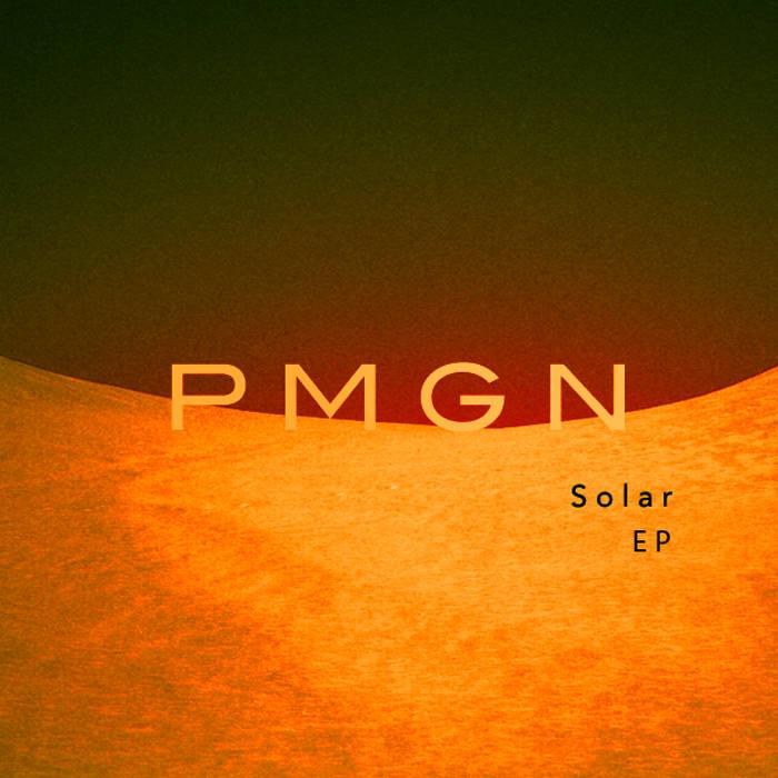 Solar EP cover art