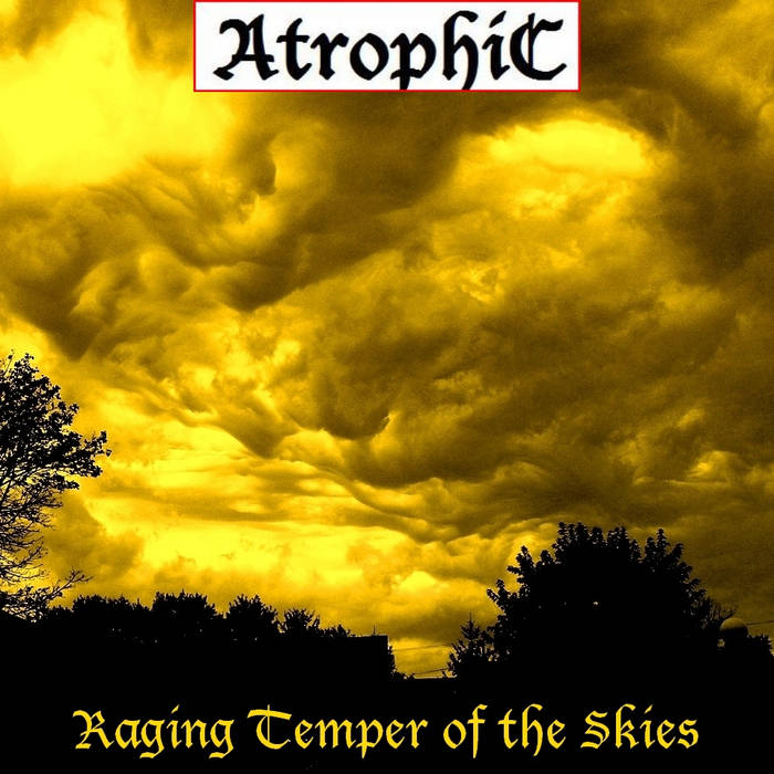 Greatest (S)Hits X - Raging Temper of the Skies cover art