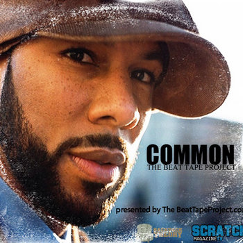 COMMON:THE BEAT TAPE PROJECT cover art