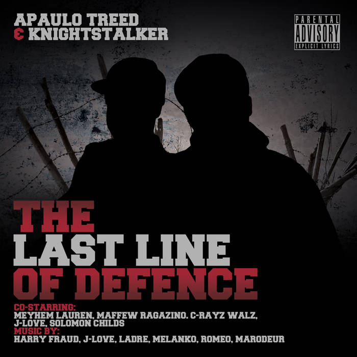 The Last Line Of Defence cover art