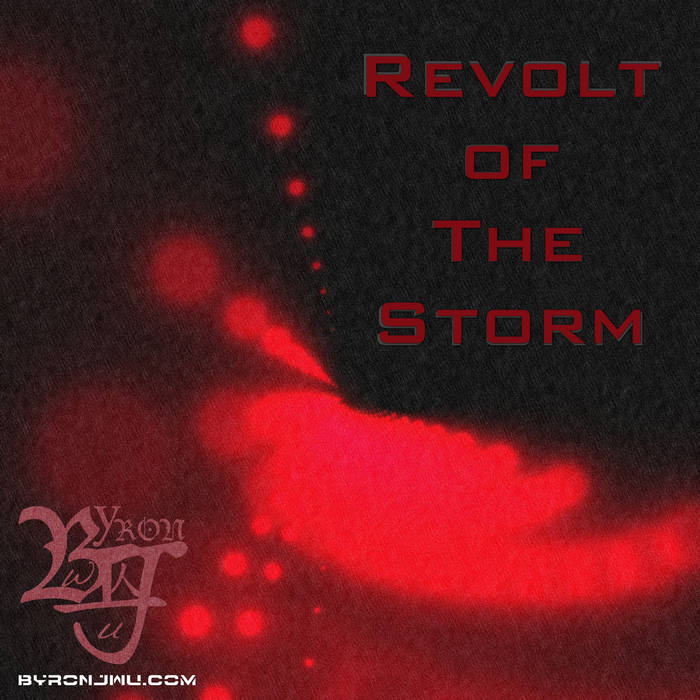 Revolt of The Storm cover art