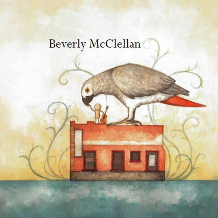 Beverly McClellan cover art