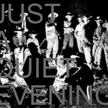 Just A Quiet Evening Compilation 2011 cover art