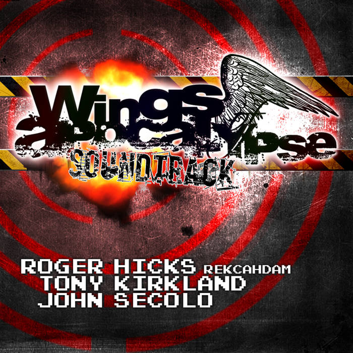 Wings Of Apocalypse: The Soundtrack cover art