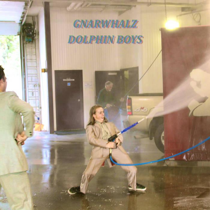 Dolphin Boys cover art