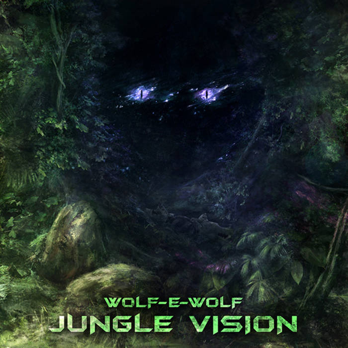 Jungle Vision cover art