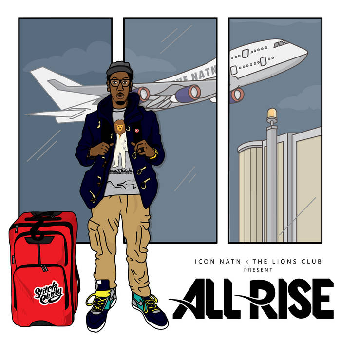 ALL RISE 1.1 The 2nd Wind cover art