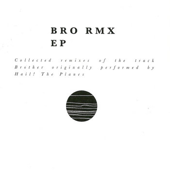 BRO RMX EP cover art