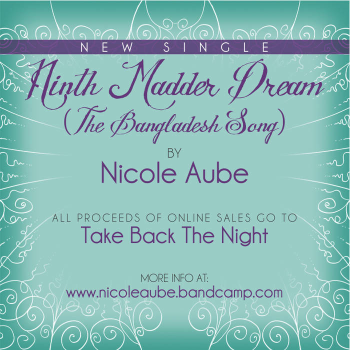 Ninth Madder Dream (The Bangladesh Song) - SASC Charitable Download with Sweet Moonlight Rush bonus track cover art