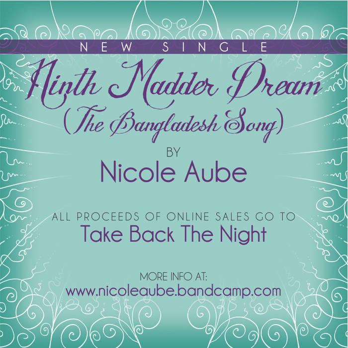 Ninth Madder Dream (The Bangladesh Song) - SASC Charitable Download with Sweet Moonlight Rush bonus track cover art