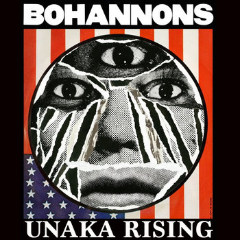 UNAKA RISING cover art