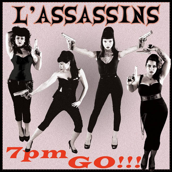 "L'Assassins 7"" cover art"