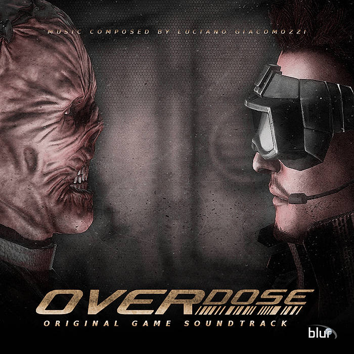 OverDose: Original Game Soundtrack cover art
