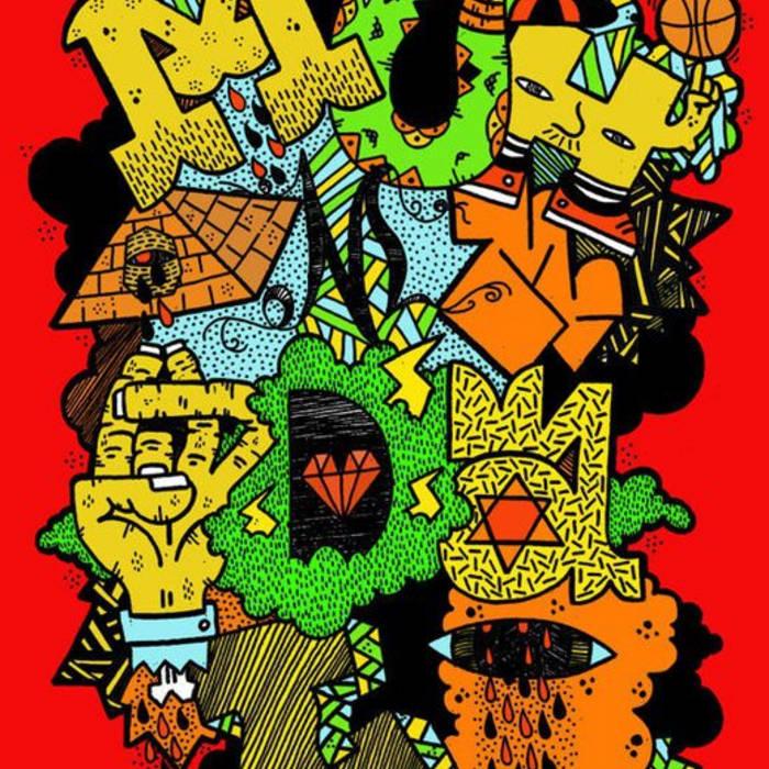 MUHAMMADALi cover art