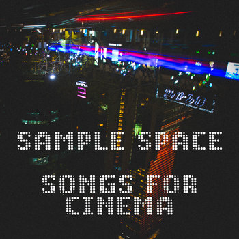 Sample Space cover art