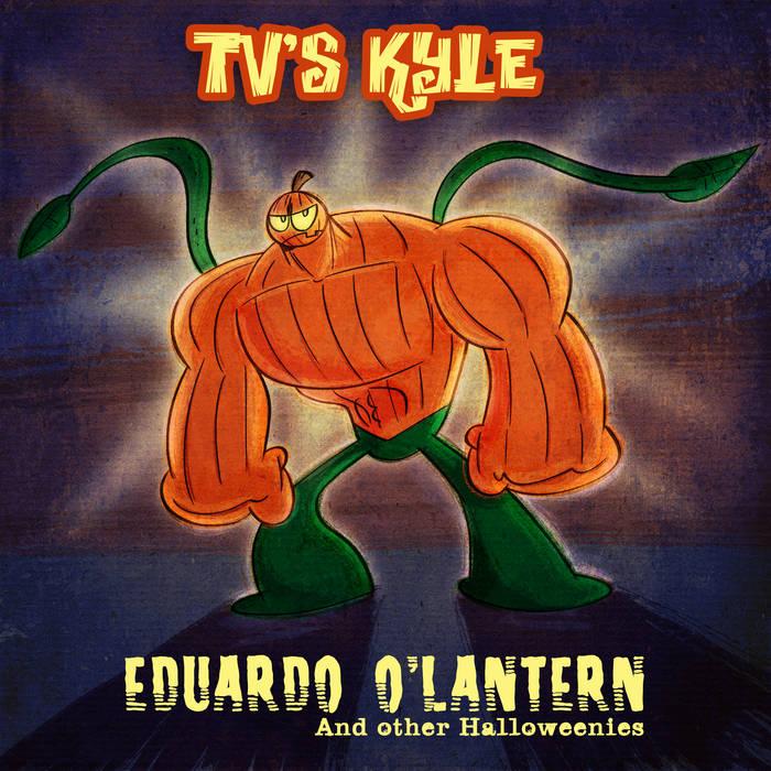 Eduardo O'Lantern and Other Halloweenies cover art
