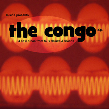 the congo ep cover art