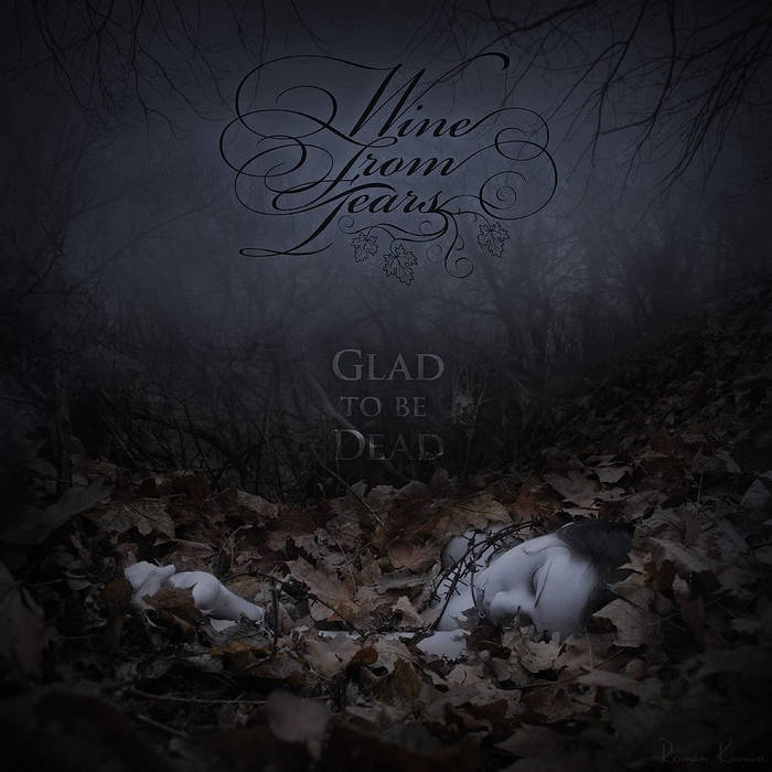 Glad To Be Dead cover art