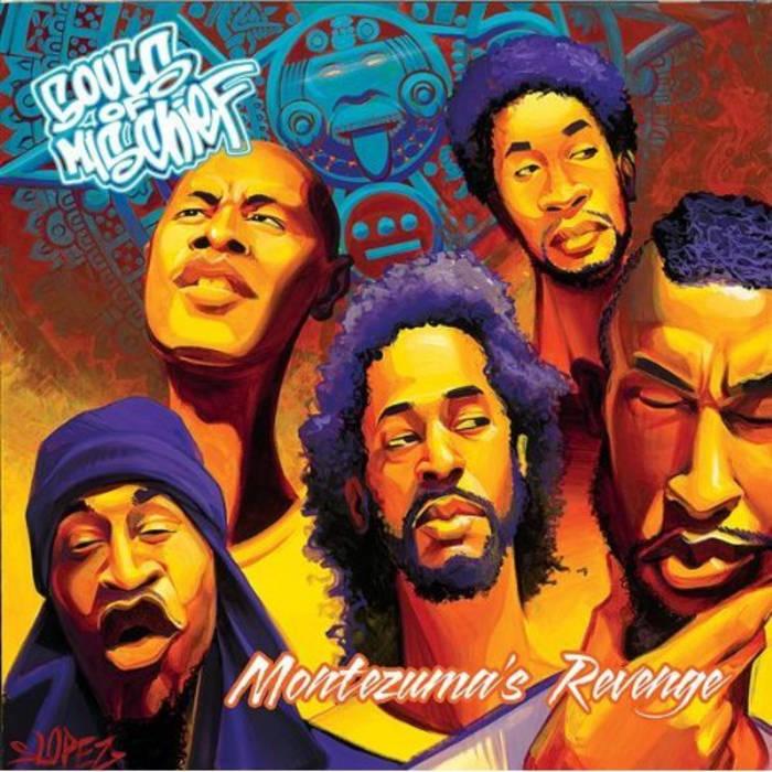 Montezuma's Revenge cover art