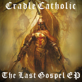 The Last Gospel EP cover art