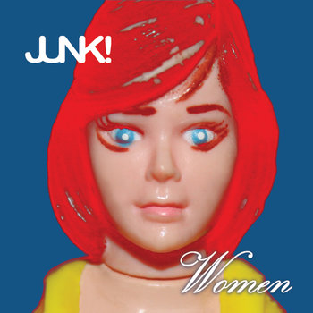 Women LP cover art