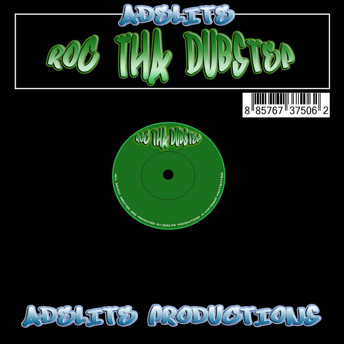 ROC THA DUBSTEP cover art