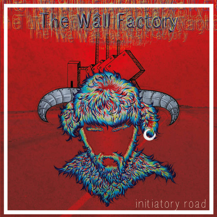 initiatory road cover art
