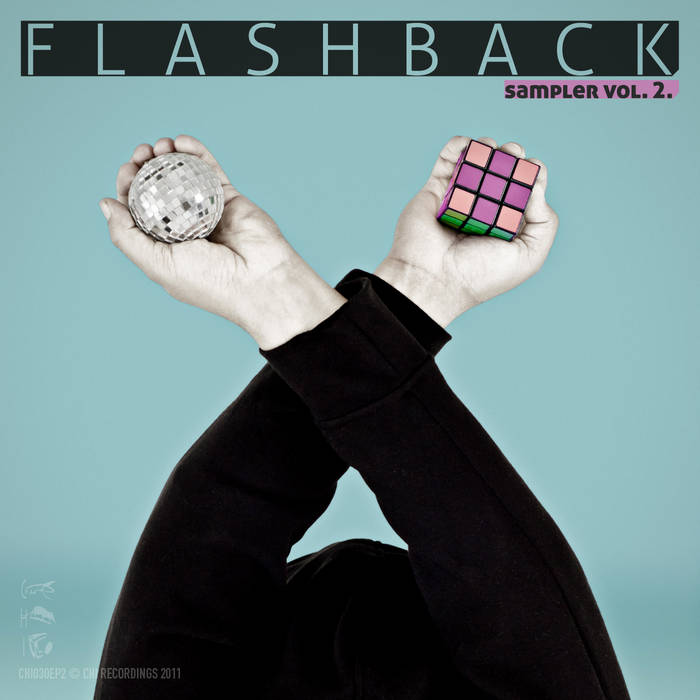 X/FlashBack Sampler Vol.2. cover art